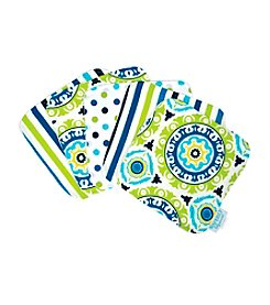 Waverly® by Trend Lab 5-pk. Solar Flair Wash Cloths