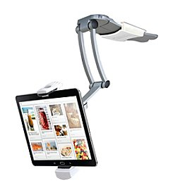 CTA Digital iPad® and Tablet 2-in-1 Kitchen Mount Stand