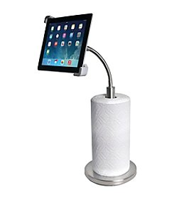 CTA Digital iPad® Paper Towel Holder with Gooseneck