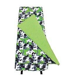 Wildkin Green Camo Nap Mat