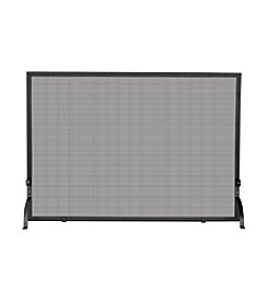UniFlame® Single Panel Olde World Iron Screen