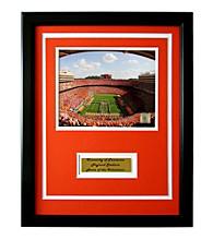 CGI Sports Memories Neyland Stadium Framed Photo with Nameplate