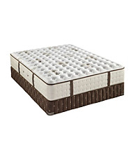 Stearns & Foster® Amiee-Leigh Luxury Firm Mattress & Box Spring Set