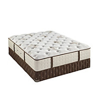 Stearns & Foster® Aubrey-Leigh Luxury Plush Mattress & Box Spring Set
