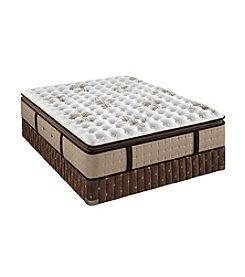 Stearns & Foster® Estate Maddison-Leigh Luxury Firm Euro Pillow-Top Mattress & Box Spring Set