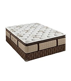 Stearns & Foster® Estate Maddison-Leigh Luxury Plush Euro Pillow-Top Mattress & Box Spring Set