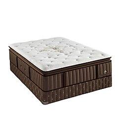 Stearns & Foster® Luxury Estate Eliza-Leigh Luxury Firm Euro Pillow-Top Mattress & Box Spring Set