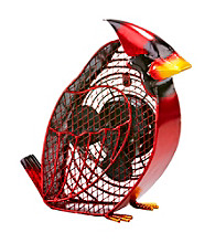 Deco Breeze Cardinal Figurine Fan