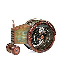 Deco Breeze Tractor Figurine Fan