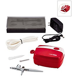 Cake Boss® Decorating Tools Red Food Airbrushing Kit