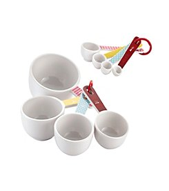 Cake Boss® Countertop Accessories 8-pc. Melamine Measuring Cups and Spoons Set