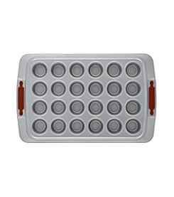 Cake Boss® Deluxe Nonstick Bakeware 24-cup Mini Muffin Pan