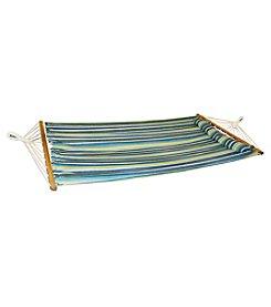 Bliss™ Hammocks Garden Stripe Hammock with 48
