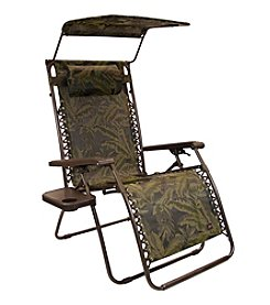 Bliss™ Hammocks XL Gravity Free Fern Jacquard Recliner
