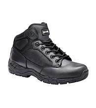 """Hi-Tec® Magnum Men's """"Viper Pro"""" 5"""" Side Zip Waterproof Work Boots"""