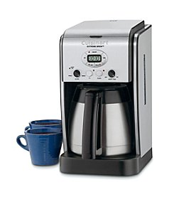 Cuisinart® Extreme Brew™ 10-Cup Thermal Programmable Coffeemaker + FREE Coffee Grinder by Mail see offer details