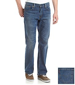 Levi's® Men's Big & Tall Steely Blue 559™ Relaxed Straight Jeans