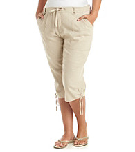 Nine West Vintage America Collection® Plus Size Linen Skimmer