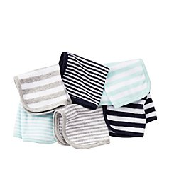 Carter's® Baby Boys' Assorted Six-Pack Wash Cloths