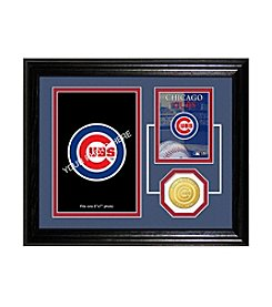 MLB® Chicago Cubs Fan Memories Photo Mint
