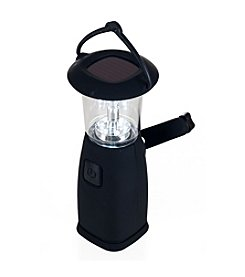Whetstone Solar and Dynamo Powered LED Camping Lantern