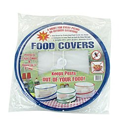 As Seen on TV Set of Three Pop Up Outdoor Food Covers