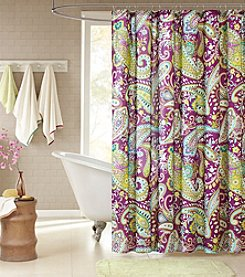 Intelligent Design Melissa Shower Curtain
