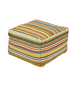 Chic Designs Albin Decorative Pouf
