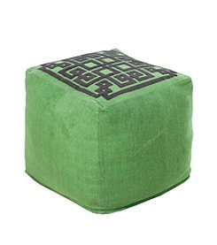 Chic Designs Kirby Decorative Pouf