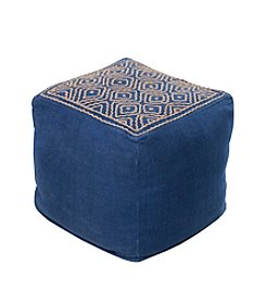 Chic Designs Lovell Decorative Pouf