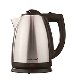 Brentwood 2-Liter Electric Cordless Tea Kettle