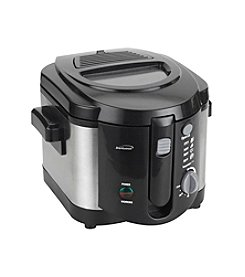 Brentwood 2-Liter Stainless Steel Deep Fryer