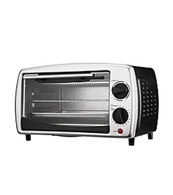 Brentwood 4-Slice Toaster Oven Broiler