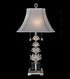Dale Tiffany Crystal Springs Table Lamp