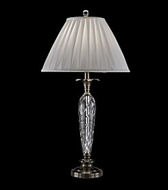 Dale Tiffany Cutler Bay Crystal Table Lamp