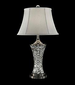 Dale Tiffany Rockledge Crystal Lamp