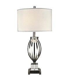 Dale Tiffany Bird Cage Crystal Lamp