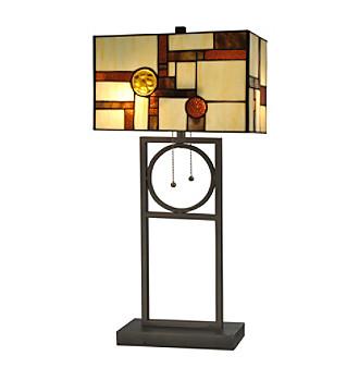 Dale Tiffany Boca Raton Table Lamp