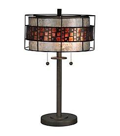 Dale Tiffany Cobblestone Table Lamp