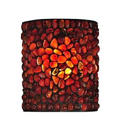 Dale Tiffany Pebblestone Wall Sconce