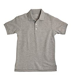 French Toast® Boys' 2T-20 Short Sleeve Pique Polo