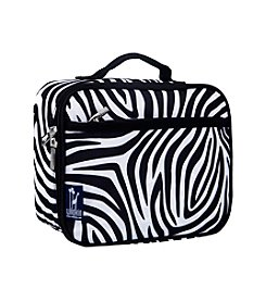 Wildkin Zebra Lunch Box