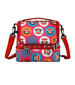 Wildkin Paul Frank® Double Decker Dot Lunch Bag