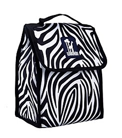 Wildkin Zebra Munch 'n Lunch Bag