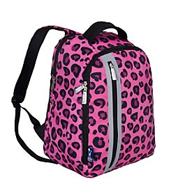 Wildkin Pink Leopard Echo Backpack