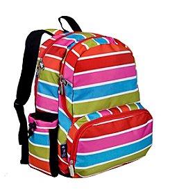 Wildkin Bright Stripes Megapak Backpack
