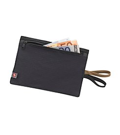 Lewis N. Clark® RFID Black Travel Wallet