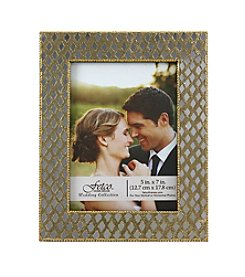 Fetco® Gem Surround Gold Frame