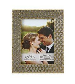 Fetco® Gem Surround Gold Frame