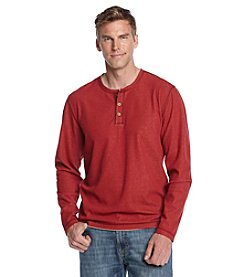 Paradise Collection® Men's Long Sleeve Henley Shirt